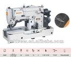 SR-781 Single Needle High Speed Lockstitch Industrial Sewing Button Hole Machine