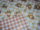 printed vinyl table cloth