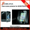 Mirror Screen Protector Guard Film for iPhone 4