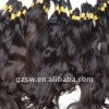 #9024 raw braid hair with cuticle on Natural hair extension