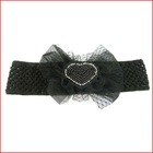 2011 Fashion beads&lace women sash belt accessory