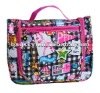 Girls toiletry bag with ECO-friendly material