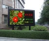 outdoor full color LED TV board