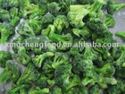 IQF organic broccoli