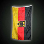 National flag hanging flag 190T Germany flag with eagle