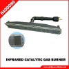 HD262 Infrared catalytic burner for coating oven