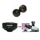 White-black/color Microscope CCD camera