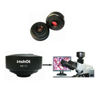 White-black/color Microscope CCD camera