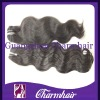 Perfect appearance natural color body wave brazilian human hair extension