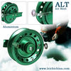 machine cut ice fishing reel ALT