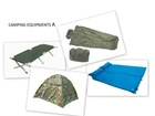 Camping Bed, Sleeping bags,folding bed,tent