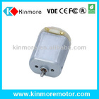 9V motor for hair trimmer,gear box and hair curler