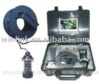 7'' TFT LCD underwater fishing camera with DVR