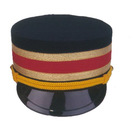 bellboy hotel cap