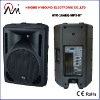 """15"""" bluetooth active speaker with MP3 HYC-15AEQ-MP3-BT"""