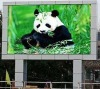 Outdoor full colour LED display screen