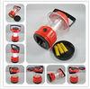 Best! Red Solar led camping light! Battery:3.6v/750mah Led:9pcs ,6lumen/led Charging time:6-8h Discharging time:4-6h