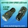 BAY15D 25W LED bulb