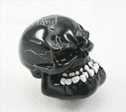 Universal Gear Shift Lever Knob Carved Skull