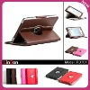 New for Mini iPad PU Leather Rotate Case OEM Welcome