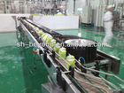 fruit juice production line PET bottle hot filling