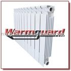 steel and aluminum radiator