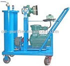Portable oil purifier can do precision filtering, it usually equips three-stage filters or more