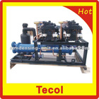 Dorin semi-hermetic compressor rack for refrigeration cold room