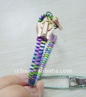 Colorful Bracelet Zipper Ring Bangles
