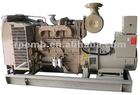 super silent CUMMINS diesel genset