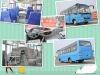 31 SEATER tour bus cummins engine LS6760