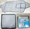 PEVA Front windshield car snowshade