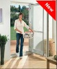 120cm * 210cm Insect Alu screen Door kit