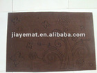 Anti-slip PVC door mat