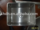 stainless steel water sink
