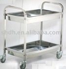Stainless Steel Turnover Trolley (ISO9001:2000 APPROVED)