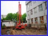 Dynamoelectric-pedrail Piling Machine