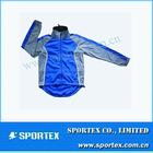 Nylon cycling jackets