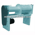 Three-lobe Intensive Dampener, wheat dampener, wheat dampening machine, wheat flour machine