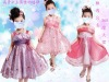 2012 Summer pretty children dress 2 year old girl dress