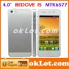 Bedove I5 MTK6577 Android 4.0 Dual Core HSPA 3G Hiphone 5 Smartphone