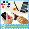 import mobile phone accessories rubber sucker