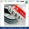 new arrival printed silicone bracvelet for wholesale