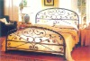 WH-067F 2012 High-class and Fashion Double Bed