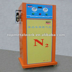 Nitrogen making machine for food use