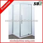 popular Australia standard AS2208 glass shower screen