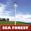 (Hot) Solar Street Light 45w 6 hours 5 wet days DC light