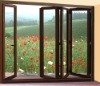 aluminum window frame profile