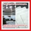 100% virgin 400g PET long fiber white geo textile