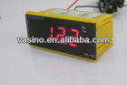 -40C--+110C 3 digits display LED thermometer with 2M cable